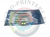 Чип для принтеров HP Laserjet CP1415/ CP1525  Yellow Вид  1