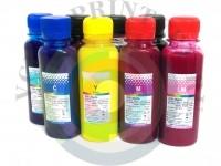 Комплект чернил Epson для R2400 100мл 8 цветов Вид  1
