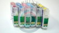 Перезаправляемые картриджи (ПЗК) Epson P50/ PX660