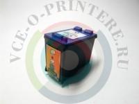Картридж цветной HP 57 для струйных принтеров Вид  4