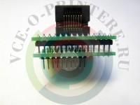 Адаптер DIP16-SOP8/ SOP14/ SOP16 (150 mil) вид  3