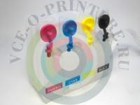 СНПЧ HP OfficeJet Pro-8100 C авточипом Вид  2