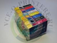 Перезаправляемые картриджи на Epson Photo R800/ R1800 Вид  5