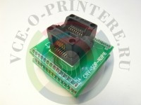 Адаптер DIP16-SOP8/ SOP14/ SOP16 (150 mil) вид  1