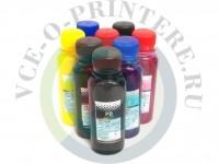 Комплект чернил Epson для R2400 100мл 8 цветов Вид  3