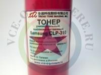 Тонер цветной Samsung CLP-300/ 310, CLX-2160/ 3160 Magenta Вид  4