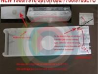 Перезаправляемые картриджи (ПЗК) для Epson Stylus Pro 7890/ 9890