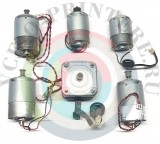 Электродвигатели и соленоиды Kyocera