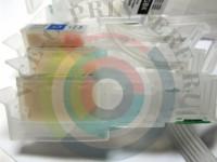 Система непрерывной подачи чернил (СНПЧ) Canon PGI450/CLI451 для PIXMA iP7240 MG5440 с чипом
