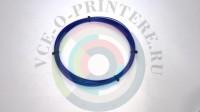 Пластик ABS для 3д ручки диаметр 1,75mm 10 метров цвет: синий