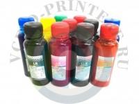 Комплект чернил Epson для плоттеров 100мл 11 цветов Вид  2