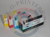 ПЗК (Перезаправляемые картриджи) для HP 711 для HP Designjet T520 и T120 C авточипом