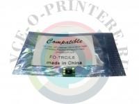 Чип для принтеров HP Laserjet CP1415/ CP1525 Cyan Вид  1