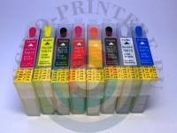 Перезаправляемые картриджи (ПЗК) для принтера Epson R1900 Вид  4