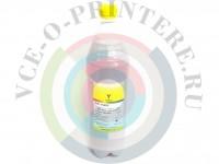 Чернила Epson 1 литр Yellow Вид  1