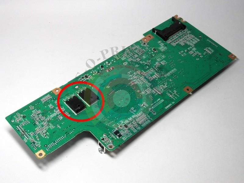 Транзисторы A1746 и С4131 в Epson RX700