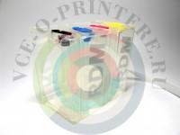 СНПЧ ( Система непрерывной подачи чернил ) Epson  С42, C44 Вид  4