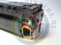 Картридж HP CB542A Вид  5