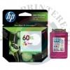 Картридж HP 60XL трехцветный с чернилами (CC644WN) для Deskjet D2530 D2545 F2430 F4224 F4440 F4480 ENVY120 C4650 C4680
