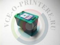 Картридж цветной HP 135 для струйного принтера Вид  3