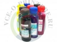 Комплект чернил Epson для R2400 100мл 8 цветов Вид  4