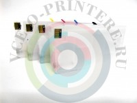 ПЗК (Перезаправляемый картридж) для HP CN049AE 950 951 для OfficeJet Pro 8100 / 8600 с чипом Вид  3