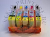 Перезаправляемые картриджи (ПЗК) HP 178 Вид  2