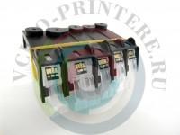 Система непрерывной подачи чернил (СНПЧ) Canon iP4840/ 4850/ 4940 с чипом Вид  5