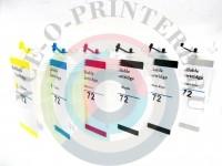 ПЗК (Перезаправляемый картридж) для плоттера HP DesignJet T790 T770 T1100 T610 series Вид  5