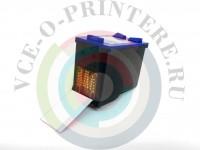 Картридж цветной повышенной емкости HP 22XL Вид  4