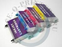 Перезаправляемые картриджи (ПЗК) Epson C67/ C87 Вид  4