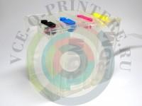 Система непрерывной подачи чернил (СНПЧ) Canon ix4000/ 5000/ 3300 Вид  3