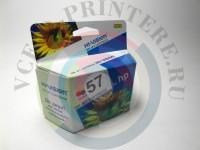 Картридж цветной HP 57 для струйных принтеров Вид  1