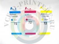 ПЗК (Перезаправляемый картридж) для плоттера HP DesignJet T790 T770 T1100 T610 series Вид  2