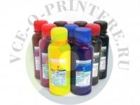Комплект чернил Epson для плоттеров 100мл 9 цветов Вид  1