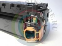 Картридж HP CE321A Вид  4