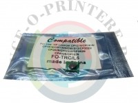 Чип для принтеров HP Laserjet CP1215/ CP1515 Cyan Вид  2