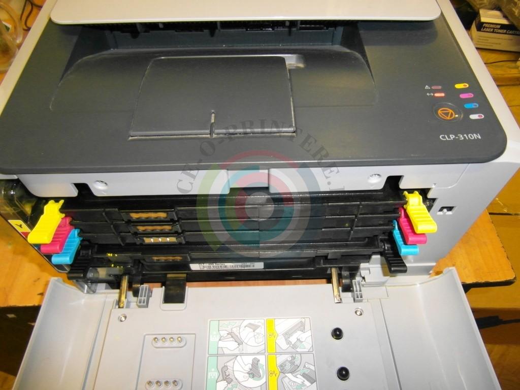 Samsung clp-315 заправка своими руками 89