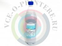 Чернила HP 1литр водные Light Cyan Вид  1