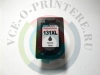 Картридж черный HP 131 для струйных принтеров Вид  4