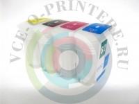 ПЗК для плоттера HP DesignJet 510 с авточипом Вид  5