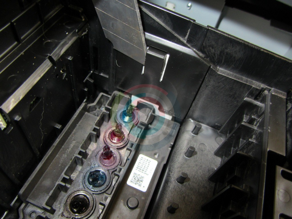 Промывка принтера Epson