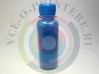 Тонер цветной Samsung CLP-300/ 310, CLX-2160/ 3160 Cyan Вид  3