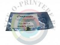 Чип для принтеров HP Laserjet CP1415/ CP1525  Yellow Вид  2