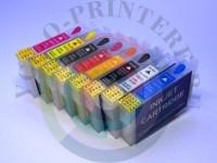 Перезаправляемые картриджи (ПЗК) для принтера Epson R1900 Вид  5