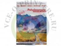 Фотобумага A3 200г/м2 50 л., матовая односторонняя Polychromatic Вид  1