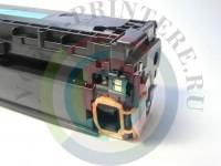 Картридж  HP CB541A Вид  5