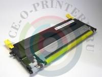 Картридж Samsung CLT-M407/ 409 Yellow для принтеров Samsung CLP 310/ 315/ 320/ 325/ CLX 3180/ 3185 Вид  2