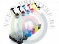 Система непрерывной подачи чернил (СНПЧ) Canon  PGI450/ CLI451 для Canon PIXMA MG6340 MG7140 и iP8740 c чипами Вид  2