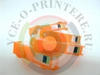 СНПЧ ( Система непрерывной подачи чернил ) HP 655 x 4 с чипами Вид  4